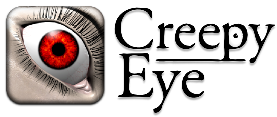 Creepy Eye Logo