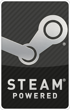 Steam Powered Logo