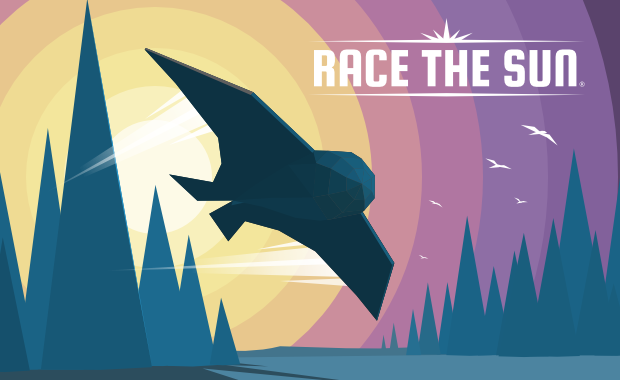 Race the Sun Art