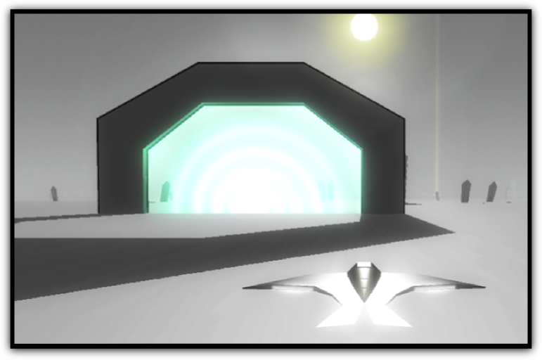 Screen Shot of Portal